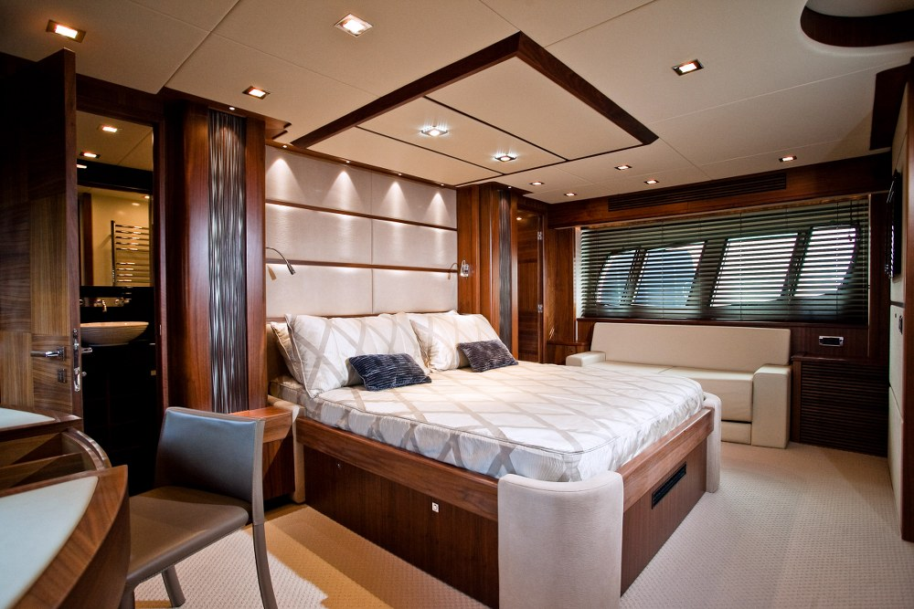 Spirit of the Sea Master stateroom1