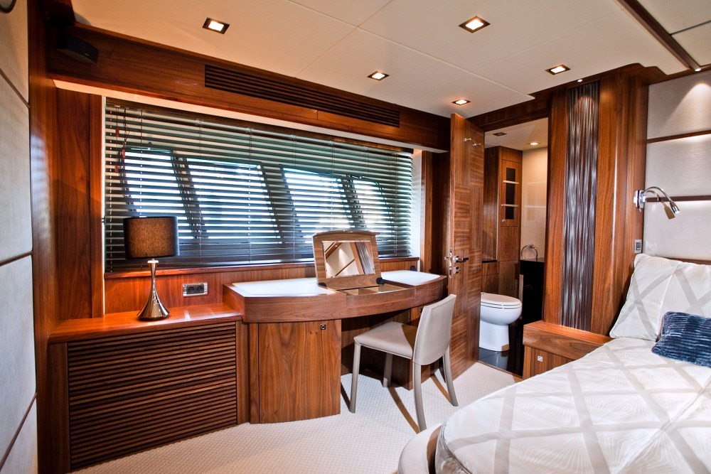 Spirit of the Sea Master stateroom2