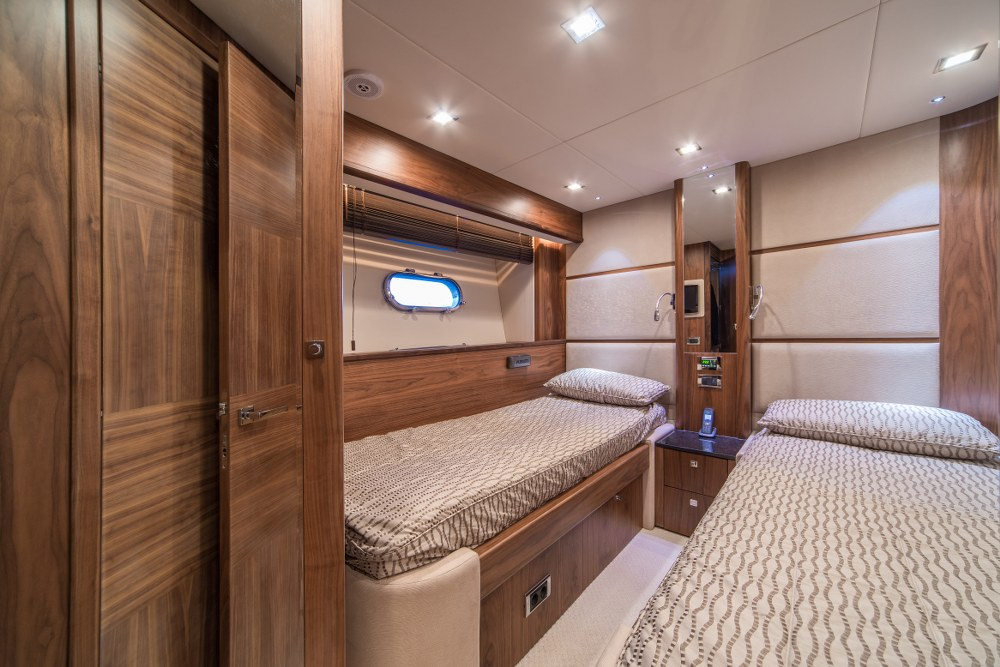 Spirit of the Sea Twin cabin