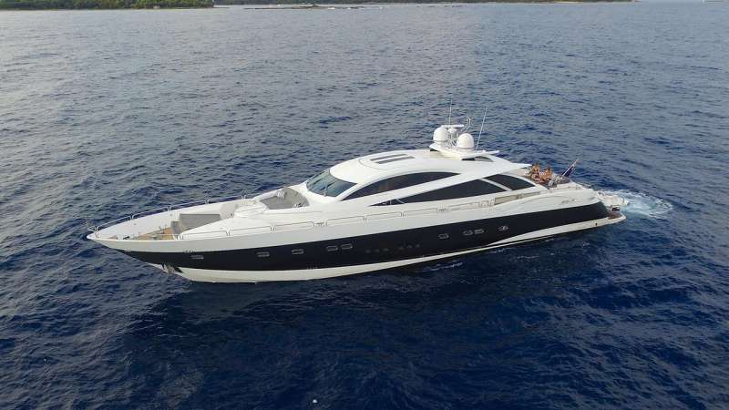 QUANTUM - New to the charter fleet