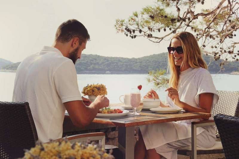 Top 13 Croatian Restaurants to Visit by Yacht Charter