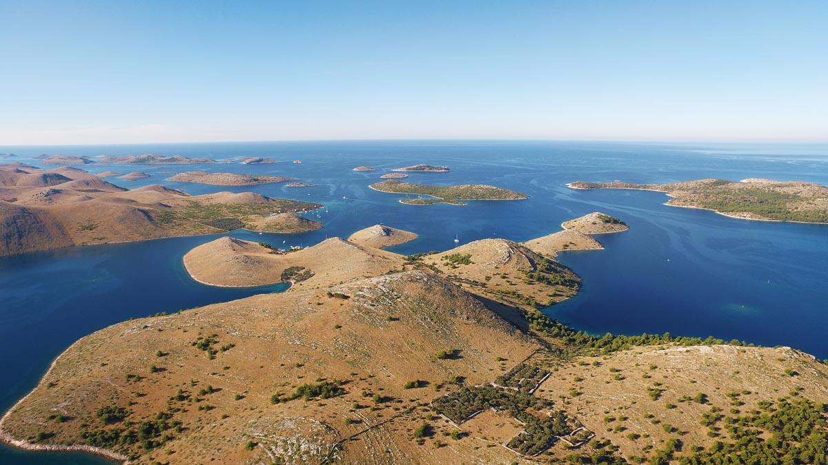 3-day Itinerary – the Kornati Archipelago