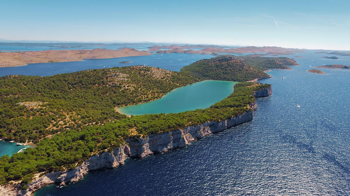 7-Day Itinerary - North Dalmatia