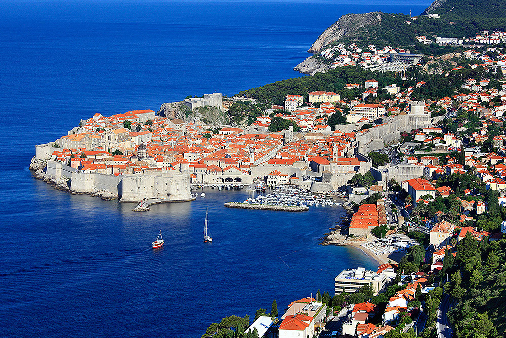 7 Day Itinerary -  Dubrovnik To Split