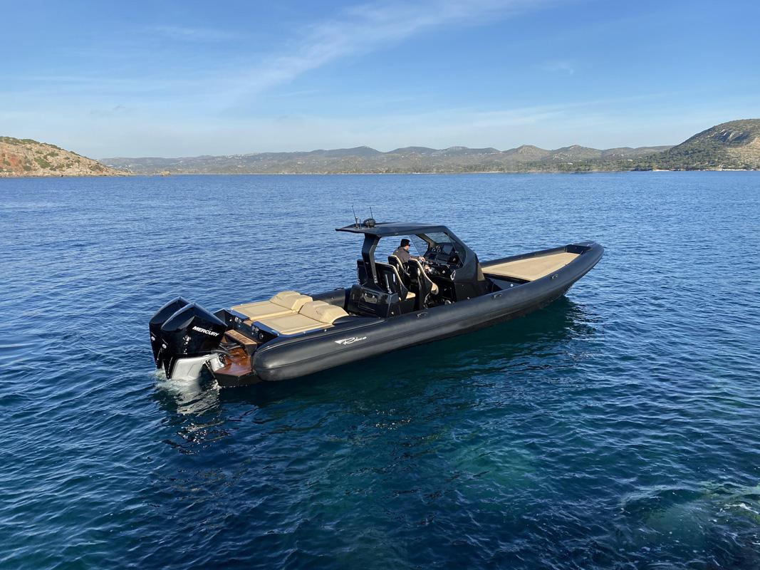 Rinbo Seafarer 36x